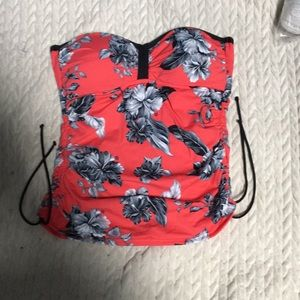 Tommy Bahama floral Takini Top